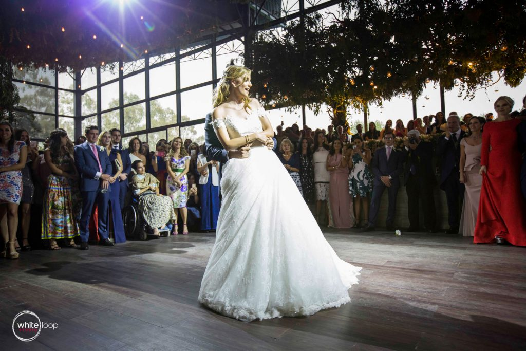 Paola and Gaston Wedding at Cedros Garden, First Dance