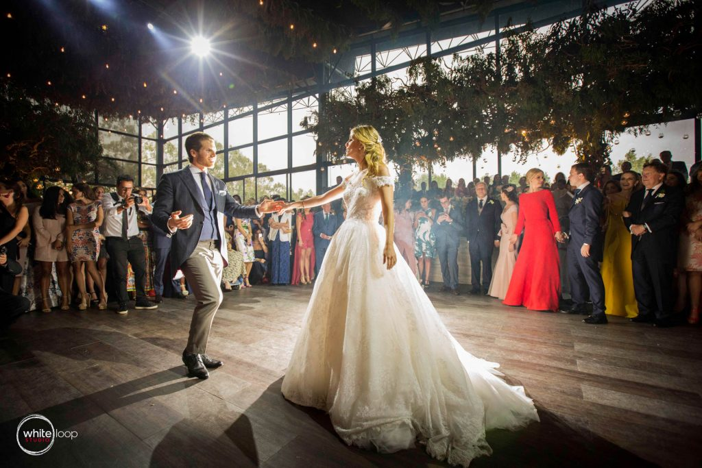 Paola and Gaston Wedding at Cedros Garden, First Dance