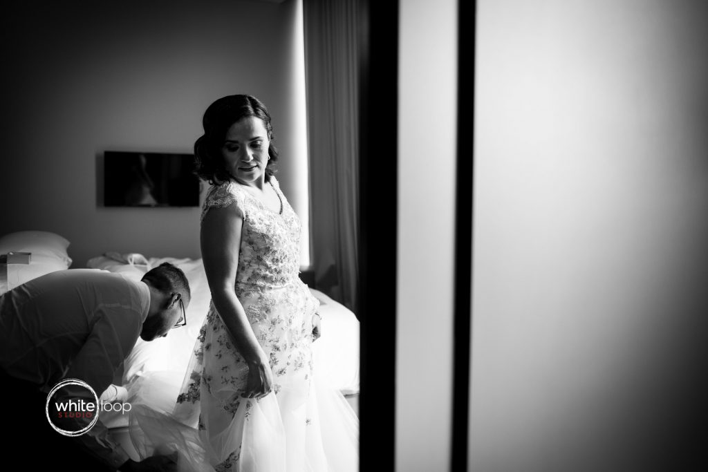 Erandy and Paris Wedding, Getting Ready, Greek Wedding in Guadalajara, Casa Fayette