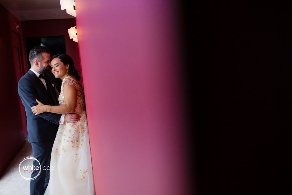 Erandy and Paris Wedding, First Look, Greek Wedding in Guadalajara, Casa Fayette