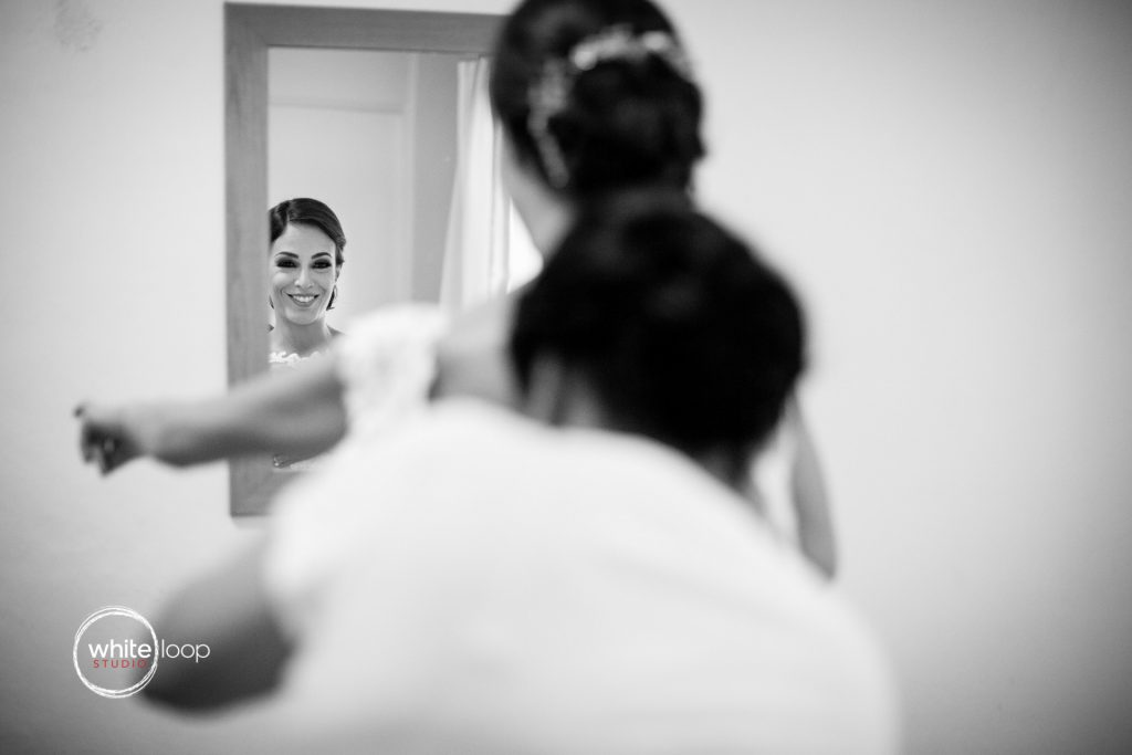 Anita and Ramon, Getting Ready, Bucerias, Nayarit, Mexico