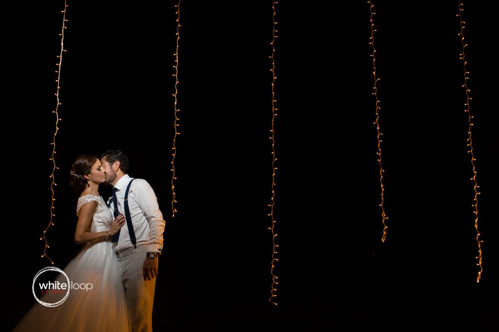 Anita and Ramon Wedding, Couple portrait, Martoca Beach Garden, Bucerias, Nayarit, Mexico