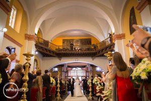 Dominique and Daniel Wedding, Ceremony, Mexico City