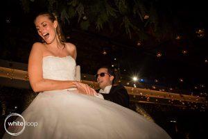 Dominique and Daniel Wedding, Reception, Altto San Angel, Mexico City