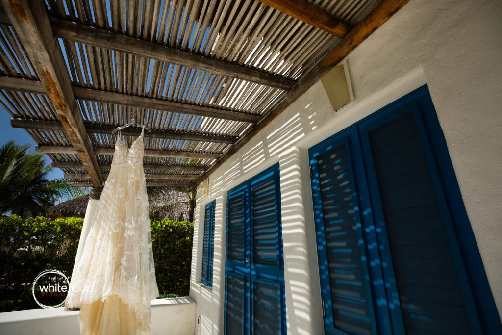 Marbela and Victor Wedding, The Wedding dress, Puerto Escondido, Oaxaca