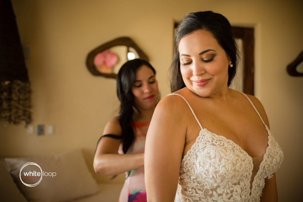 Marbela and Victor Wedding, Getting Ready, Puerto Escondido, Oaxaca