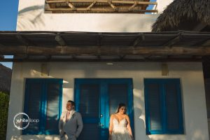 Marbela and Victor Wedding, Portraits, Puerto Escondido, Oaxaca