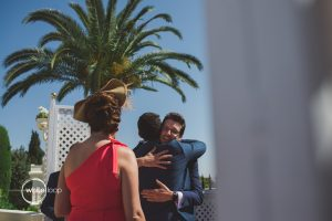 Esther and Javier Wedding, Ceremony, Jaen, South of Spain