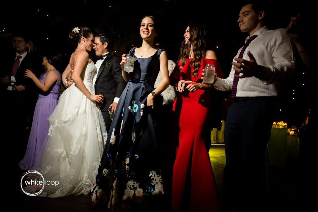 Eloisa and Pedro Wedding, Reception, Mazatlan, Sinaloa