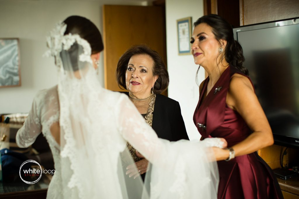Ale and David Wedding, Getting Ready, Guadalajara, Mexico