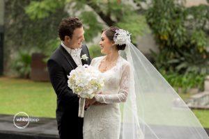 Ale and David Wedding, First Look, Hotel Demetria, Guadalajara, Mexico