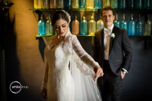 Ale and David Wedding, Portrait Session, Hotel Demetria, Guadalajara, Mexico