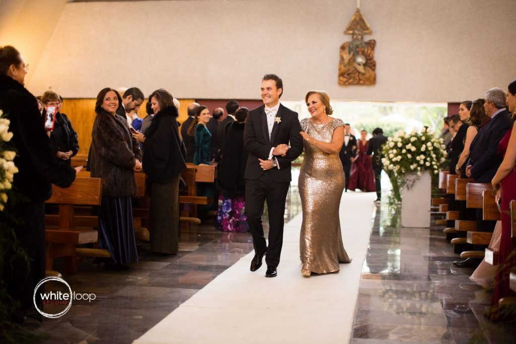 Ale and David Wedding, Ceremony, San Javier de las Colinas, Guadalajara, Mexico