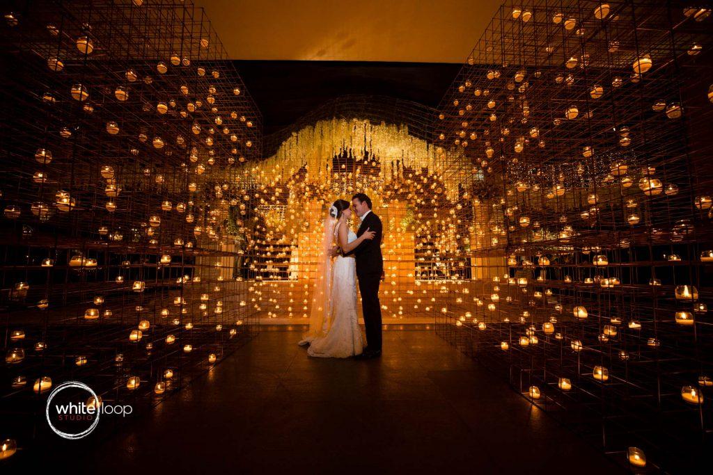 Ale and David Wedding, Portrait, Viveros San Miguel, Guadalajara, Mexico