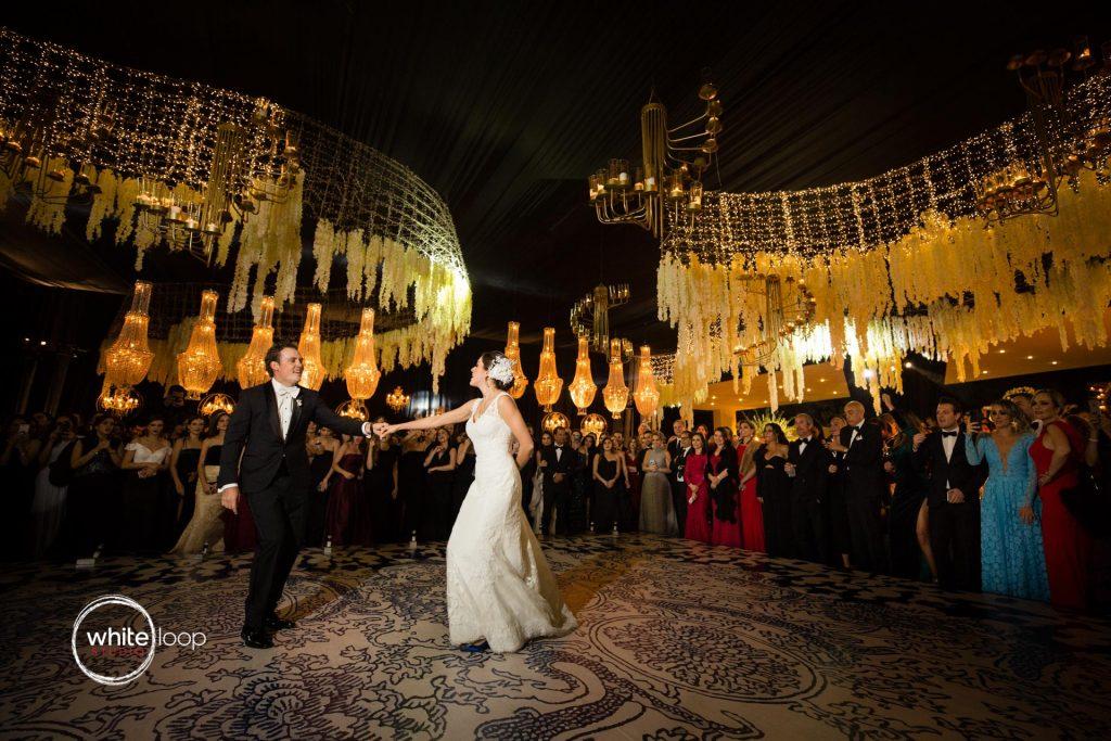 Ale and David Wedding, First Dance, Viveros San Miguel, Guadalajara, Mexico
