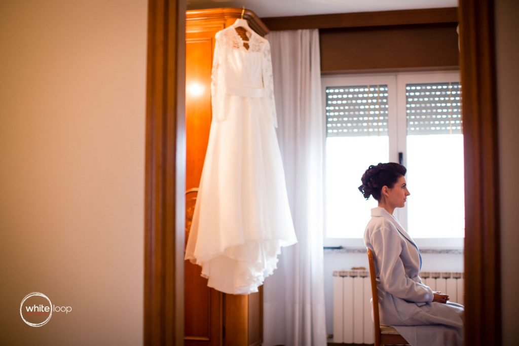 Valentina and Luca Wedding, Getting Ready, North Italy