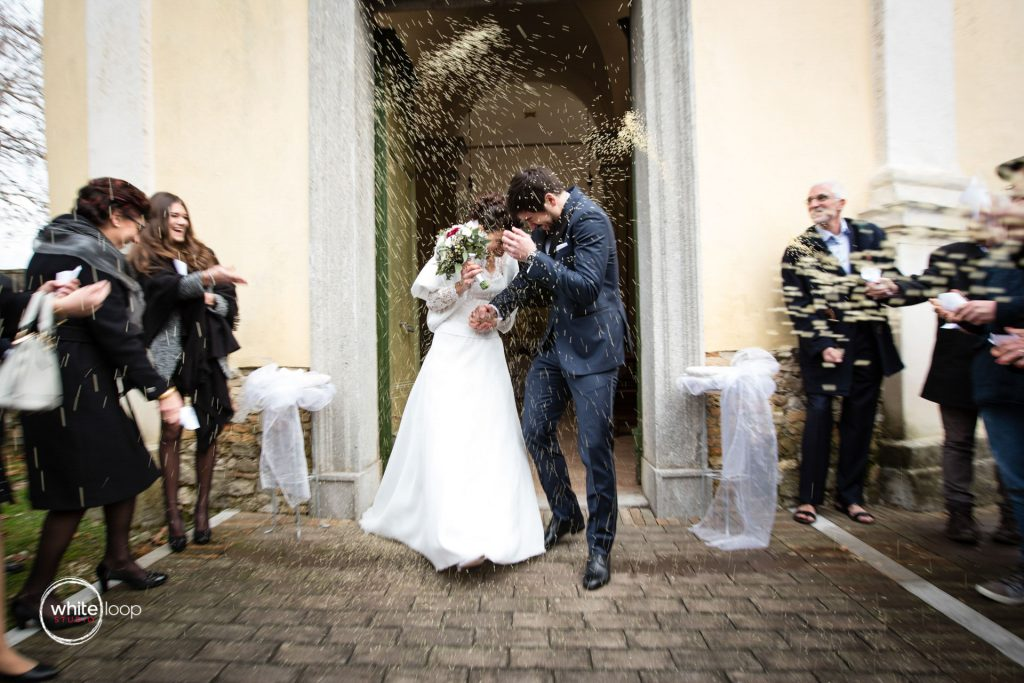 Valentina and Luca Wedding, Ceremony, North Italy