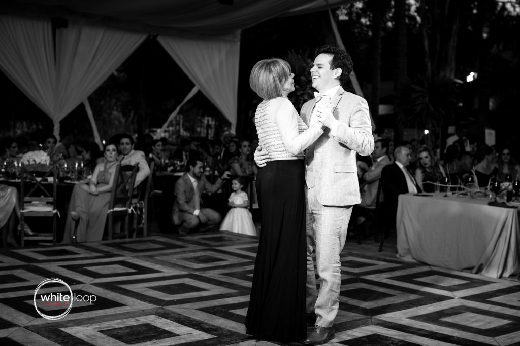 Mariana and Diego Wedding in Quinta San Reception, First Dance
