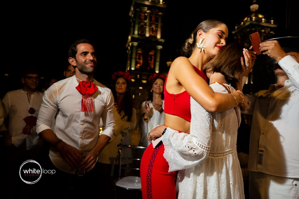 Ana and Omer Wedding, Callejoneada, Puebla, Mexico