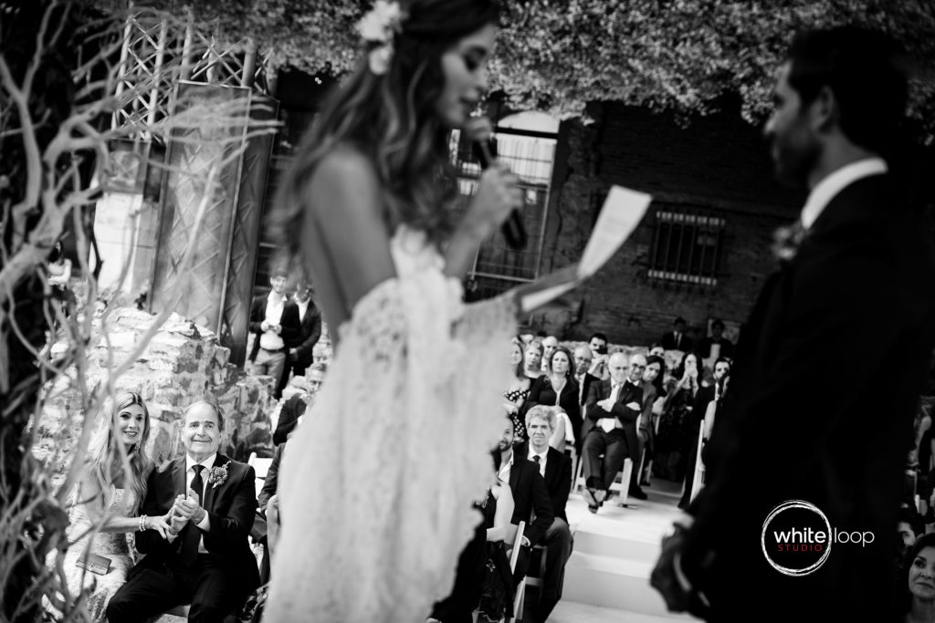 Ana and Omer Wedding, Ceremony, Rosewood Hotel, Puebla, Mexico