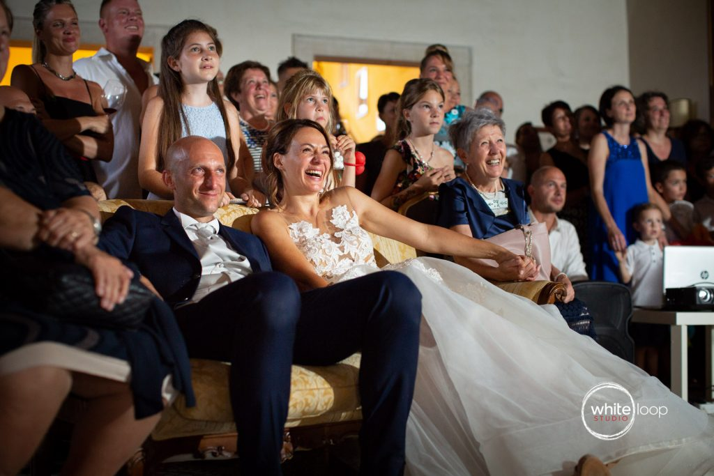 Sara and Riccardo Wedding, Reception, Castello di Susans, Gorizia, Italy
