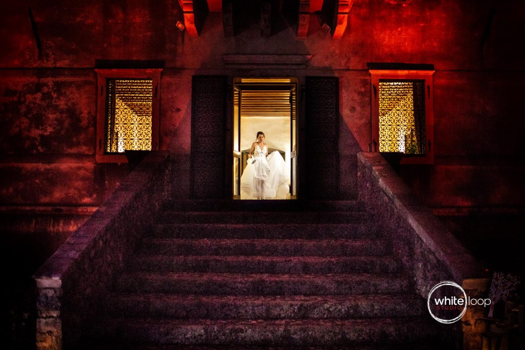 Sara and Riccardo Wedding, Bride Portrait, Castello di Susans, Gorizia, Italy