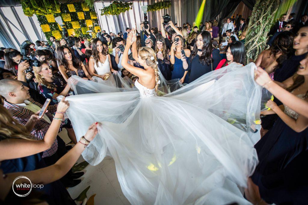 Katya and Jorge Wedding in Bosque Real, Mexico City, Reception