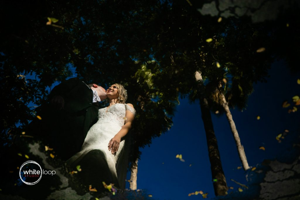 Dania and Mauricio, Wedding portrait, Culiacan, Mexico