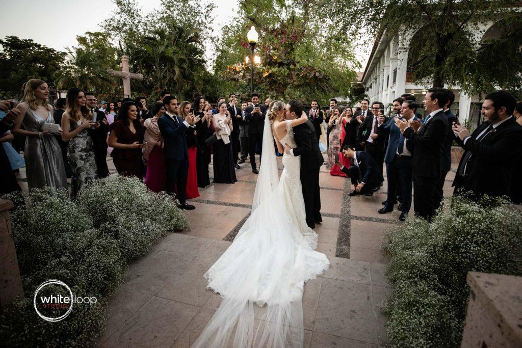 Dania and Mauricio, Wedding ceremony, Culiacan, Mexico