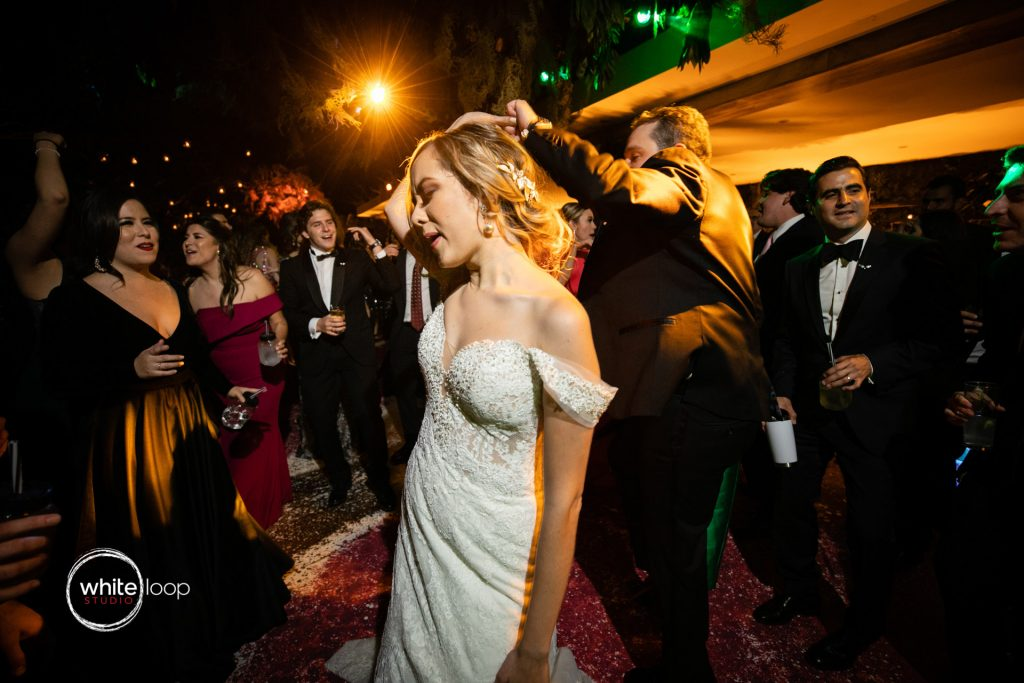 Dania and Mauricio, Wedding reception, Culiacan, Mexico