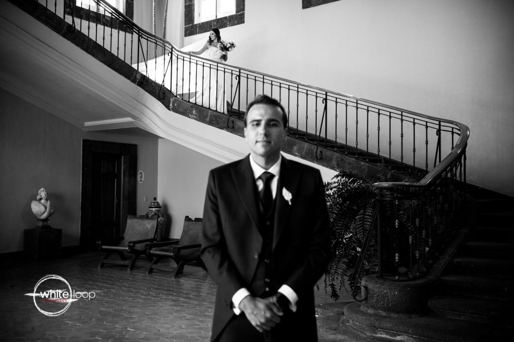 Andrea and Michael, wedding destination, Mexico meets Switzerland, first look, Colima, Mexico