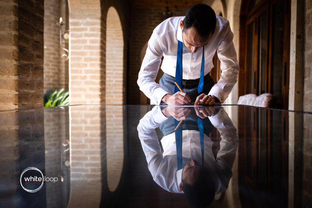 Daniela y Rafael, Getting ready, San Miguel de Allende, Mexico