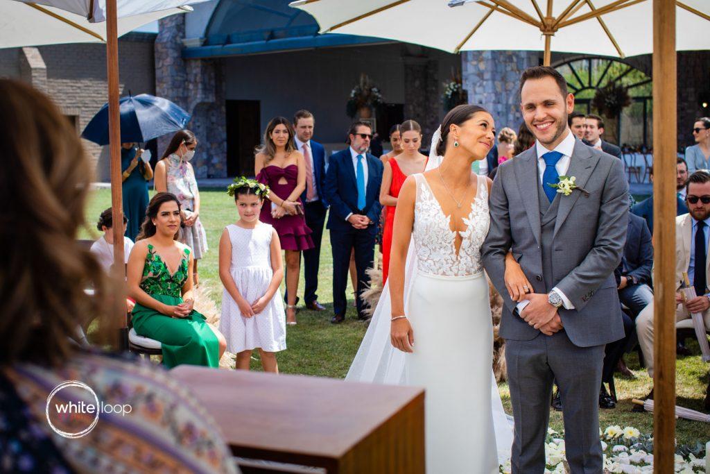 Daniela y Rafael, Ceremony, San Miguel de Allende, Mexico