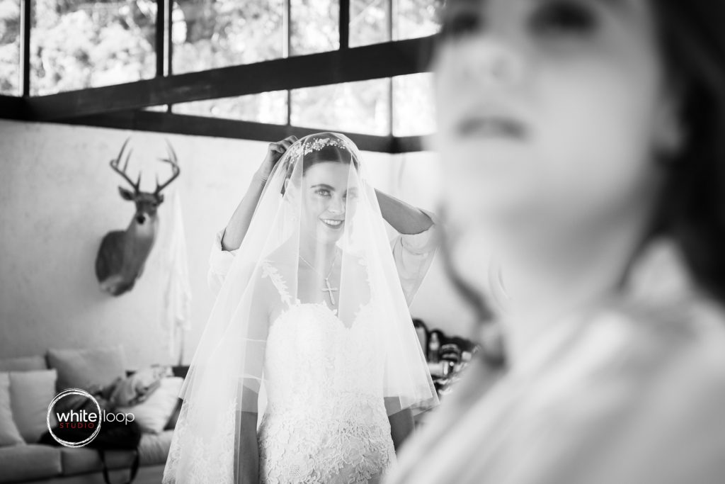 Lissette and Pablo, getting ready, Ocoyoacac, Mexico