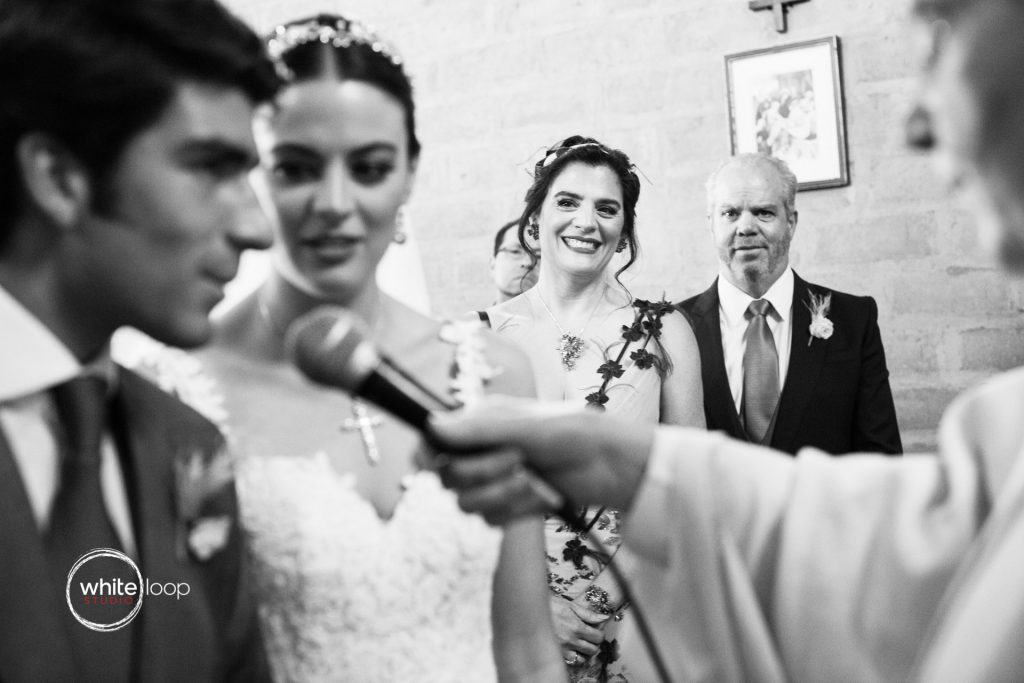 Lissette and Pablo, ceremony, Ocoyoacac, Mexico