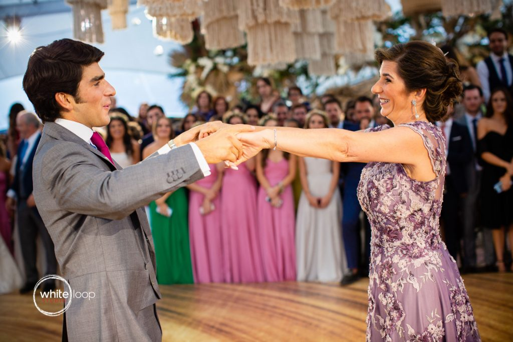 Lissette and Pablo, first dance, Ocoyoacac, Mexico